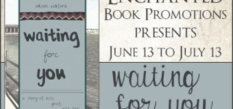 Book Review // Waiting for You by Allison Williford