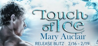 Release Blitz // Touch of Ice by Mary Auclair