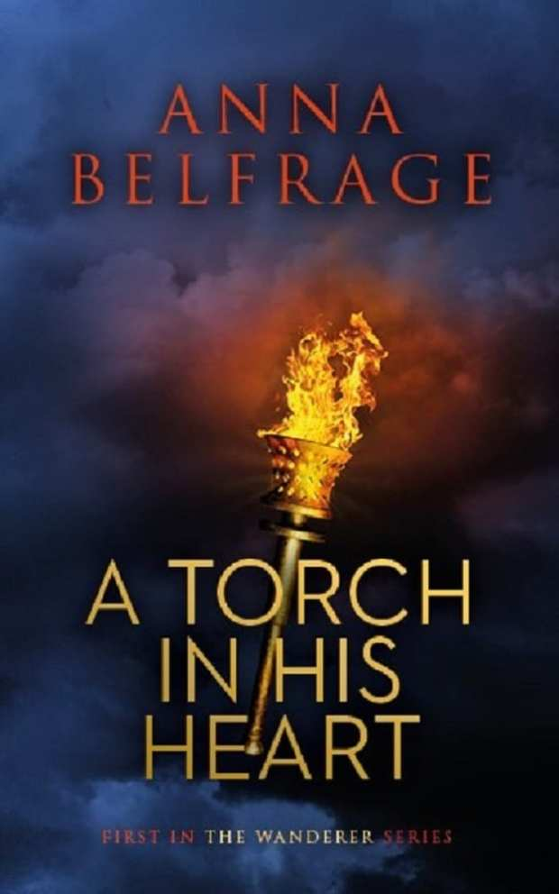A Torch in His Heart Book Cover