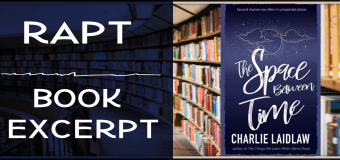 Excerpt // The Space Between Time by Charlie Laidlaw