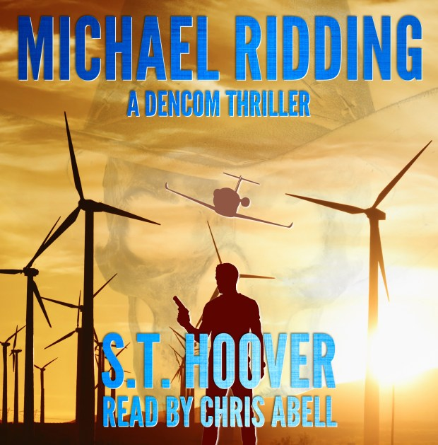 Michael Ridding Book Cover