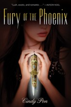 Hardcover Edition of Fury of the Phoenix