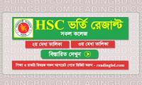 HSC Admission Result 2019