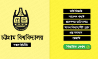 Chittagong University Admission Circular 2018-19