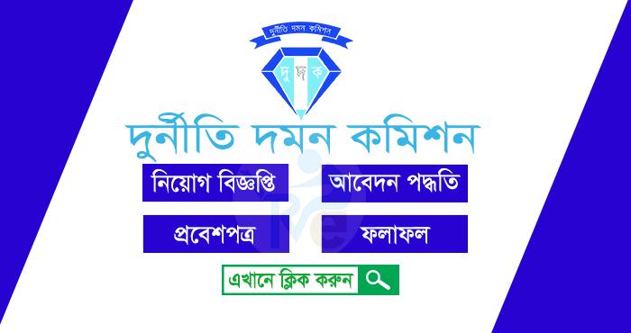 Anti-Corruption Commission Job