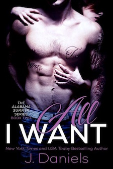 Review ♥ All I Want by J. Daniels