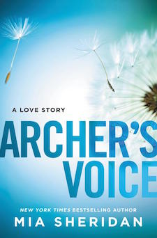 January #UltimateReadingChallenge Review ♥ Archer's Voice by Mia Sheridan