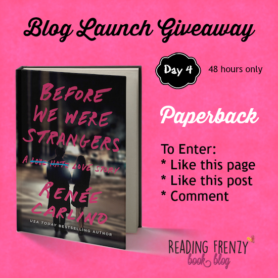 Blog Launch Giveaway ★ Day 4