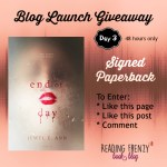 Blog Launch Giveaway 3