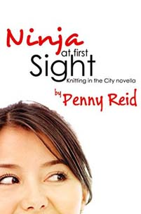 Review ♥ Ninja at First Sight by Penny Reid
