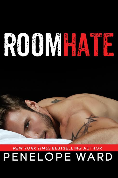 Title & Cover Reveal ♥ RoomHate by Penelope Ward