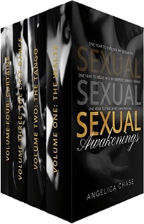 Review ♥ Sexual Awakenings The Complete Set by Angelica Chase