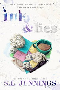 Blog Tour, Review & Giveaway ♥ Ink & Lies by S.L. Jennings