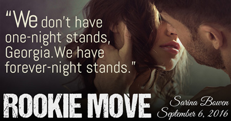 Rookie Move Teaser