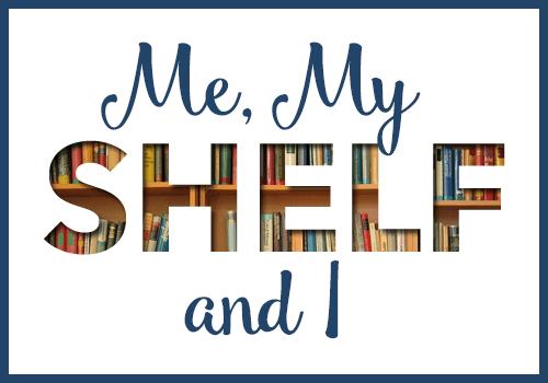 Me, My Shelf & I banner