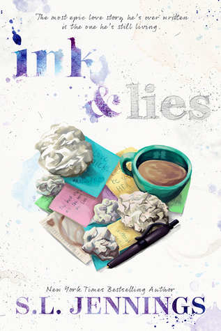 Excerpt from Ink & Lies by S.L. Jennings