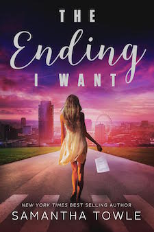 Cover Reveal ♥ The Ending I Want by Samantha Towle