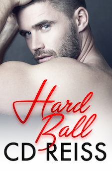 Release Blitz, Review & Giveaway ♥ HardBall by CD Reiss