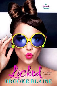 Review & Trailer ♥ Licked by Brooke Blaine