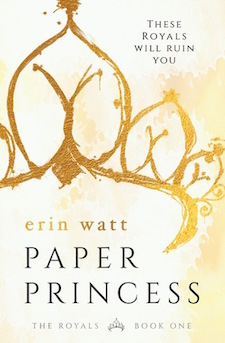 Review ♥ Paper Princess by Erin Watt