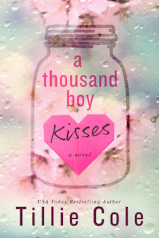 Blog Tour & Review ♥ A Thousand Boy Kisses by Tillie Cole