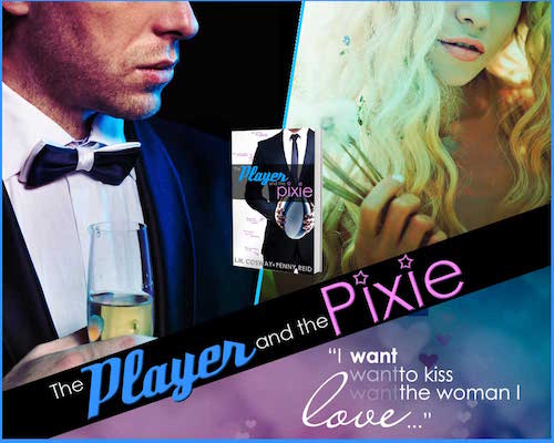 The Player and the Pixie teaser 1