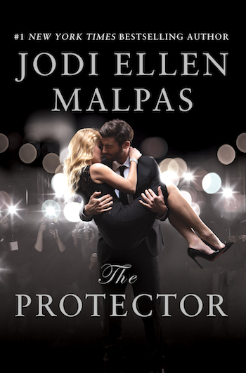 The Protector cover reveal