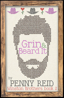 Review, Excerpt & Giveaway ♥ Grin and Beard It by Penny Reid