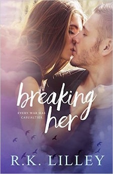 Review ♥ Breaking Her by R.K. Lilley