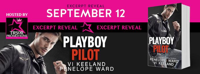 Playboy Pilot excerpt banner