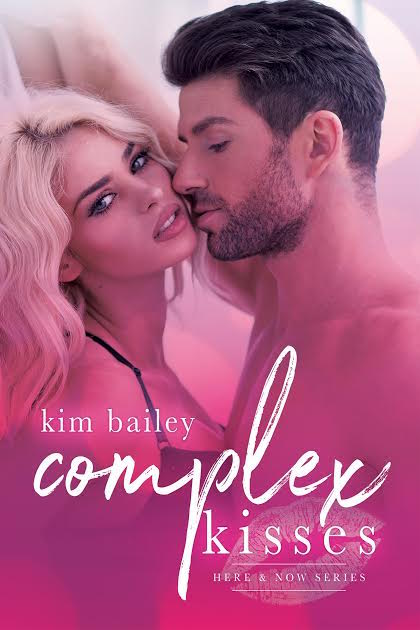 Cover Reveal & Giveaway ♥ Complex Kisses by Kim Bailey
