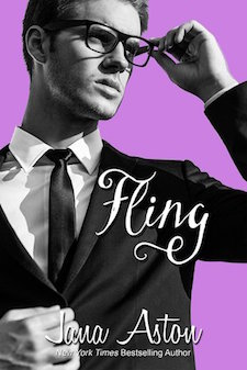 Review, Excerpt & Giveaway ♥ Fling by Jana Aston