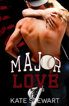 Release Blitz ♥  Major Love by Kate Stewart