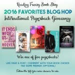 2016 Favorites Blog Hop
