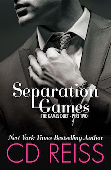 Separation Games by CD Reiss ♥ Blog Tour, Review & Excerpt