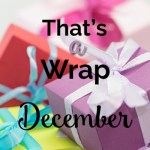 That's a Wrap! December