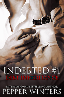 Review ♥ Debt Inheritance by Pepper Winters