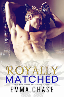 Blog Tour & Review ♥ Royally Matched by Emma Chase
