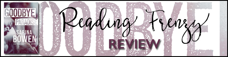 Goodbye Paradise review banner