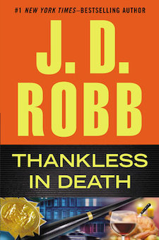 Review ♥ Thankless in Death by J.D. Robb