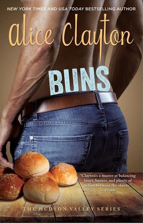 Review ♥ Buns by Alice Clayton