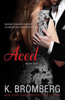 Audiobook Review ♥ Aced by K. Bromberg