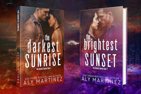 Cover Reveal ♥ Darkest Sunrise Duet by Aly Martinez