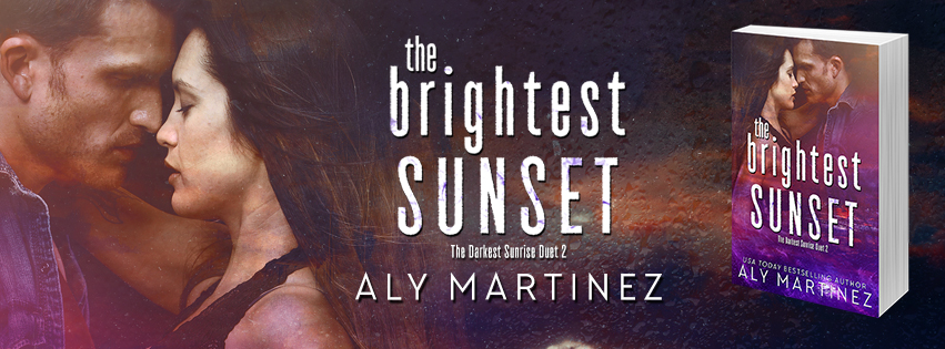 Blog Tour & Review ♥ The Brightest Sunset by Aly Martinez