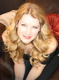 Pam Godwin author