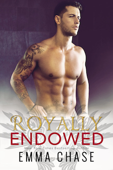 Review & Excerpt ♥ Royally Endowed by Emma Chase