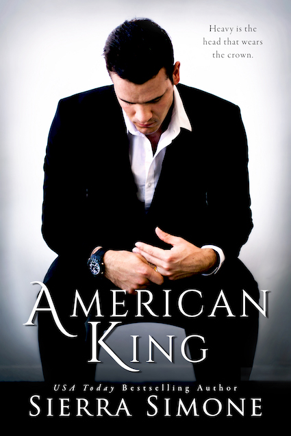 Cover Reveal ♥ American King by Sierra Simone