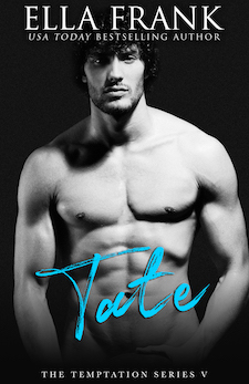 Blog Tour, Review & Excerpt ♥ Tate by Ella Frank