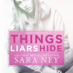 Things Liars Hide cover