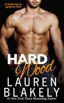 Review & Excerpt ♥ Hard Wood by Lauren Blakely